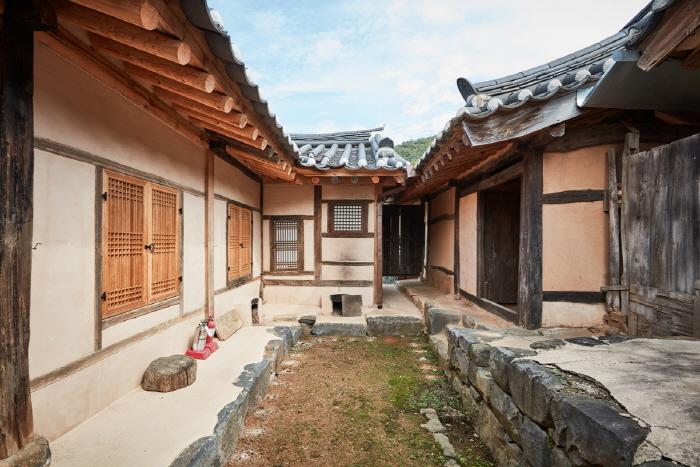 아산 맹씨 행단(맹사성 고택) 사진33