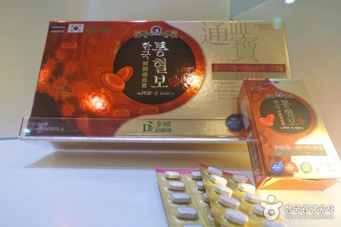 韓國多願護肝寶[韓國觀光品質認證/Korea Quality]한국다원호간보 [한국관광 품질인증/Korea Quality]5