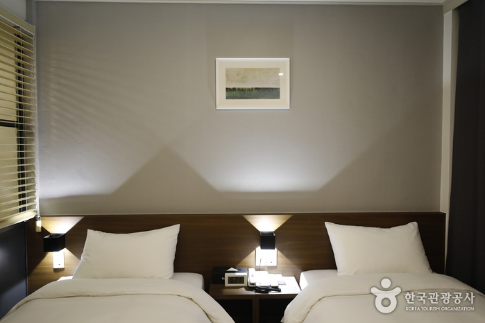 インディホテルゲストハウス[韓国観光品質認証](인디호텔게스트하우스[한국관광품질인증제/ Korea Quality])