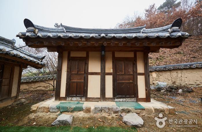 안동김씨종택 양소당[한국관광 품질인증/Korea Quality]