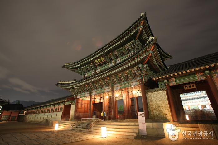 경복궁 야간 특별관람 2019