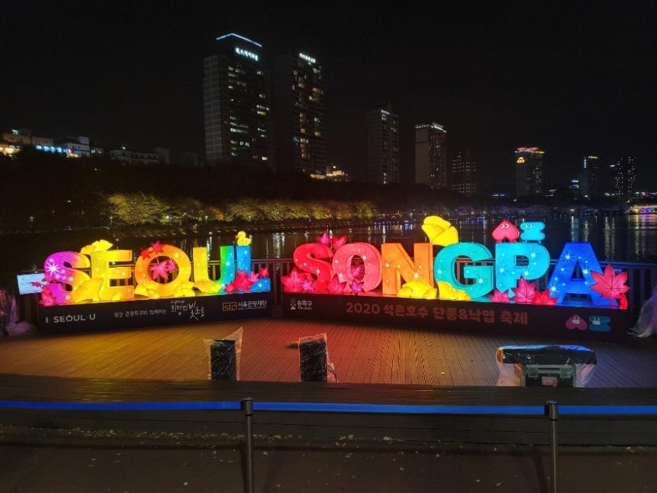 Festival des lanternes 'Bitchorong' de Séoul (서울빛초롱축제)
