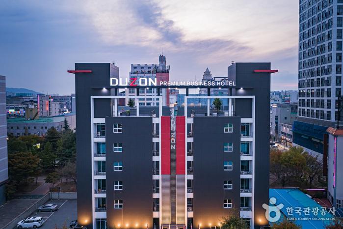 Duzon A饭店[韩国旅游品质认证/Korea Quality] (더존호텔A [한국관광 품질인증/Korea Quality])