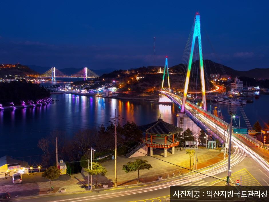 突山大橋(돌산대교)
