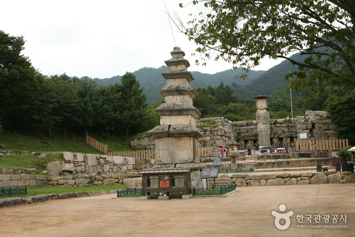 Jungwon Mireungni Temple Site ()