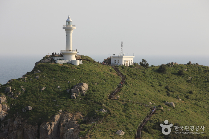 Somaemuldo Island Lighthouse (소매물도 등대)