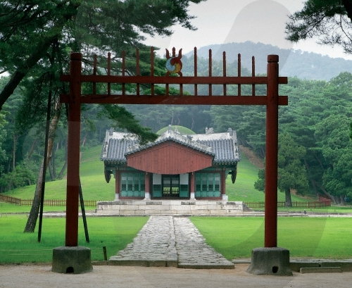 Taereung / Gangneung (a.k.a, Taegangneung) [UNESCO World Heritage] (   [ ])