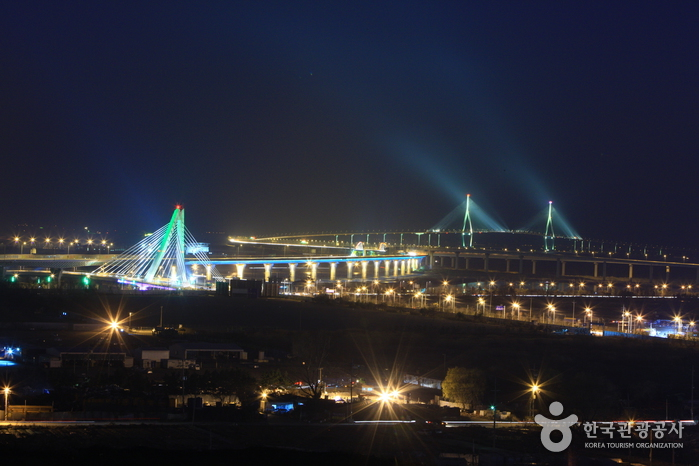 Incheon Bridge (인천대교...
