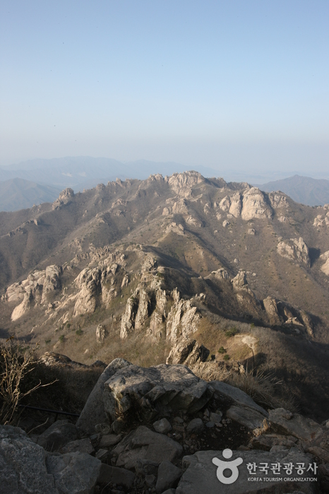 Wolchulsan National Park (월출산국립공원)