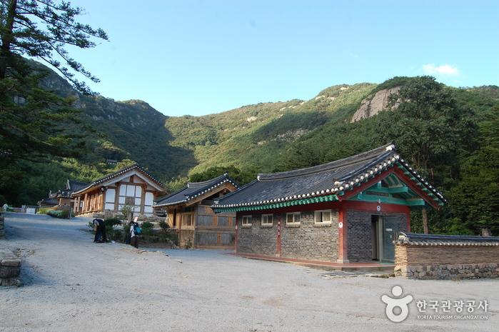 Naesosa Temple (Buan) (내소사 (부안))