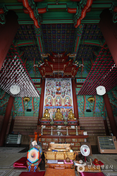 Gwanchoksa Temple ()