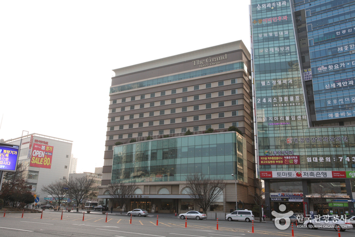 The Grand Daegu Hotel (대구그랜드호텔)