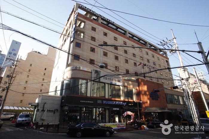 ホテルセントロ(호텔센트로)