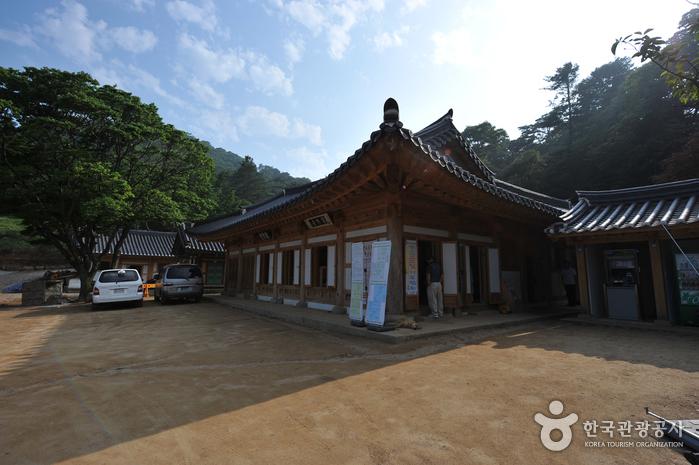 Jeondeungsa Temple Stay (전등사 템플스테이)