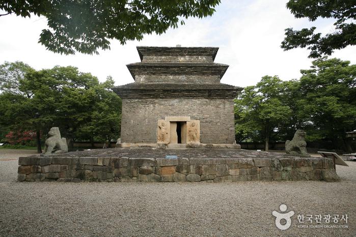Bunhwangsa Temple (분황사)