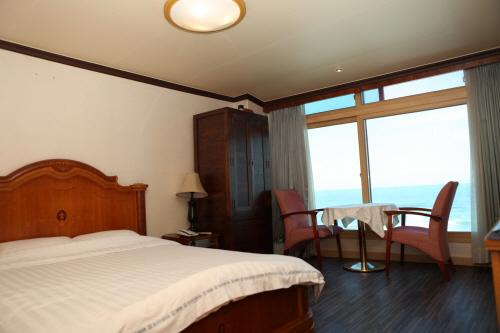 ベニキアホテル山と海大浦港(베니키아 호텔 산과 바다 대포항)