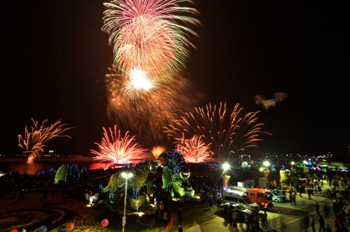 Masan Gagopa Chrysanthemum Festival (마산 가고파국화축제)