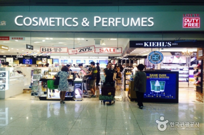 Lotte Duty Free Shop - Incheon Airport Branch (롯데면세점 - 인천공항점)