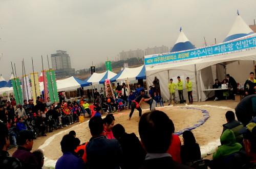 Yeoju Ogok Naru Festival (여주오곡나루축제)