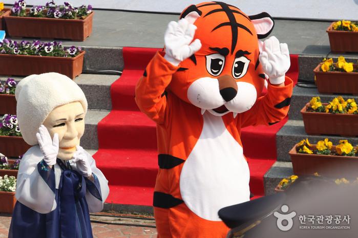 [최우수축제] 진도 신비의 바닷길 축제 2018