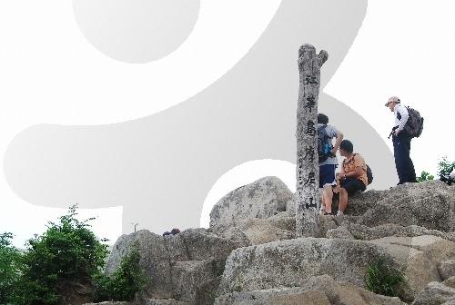 Горы Манисан (Канхва) (마니산(강화))10