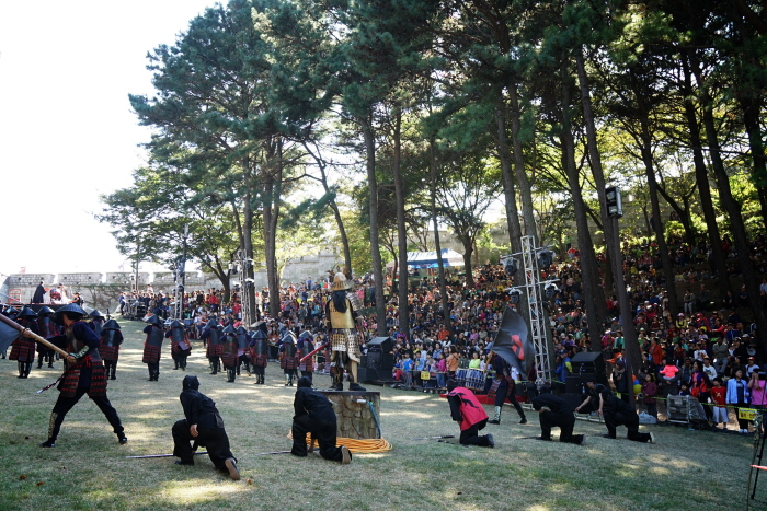Dongnaeeupseong History Festival (동래읍성 역사축제)