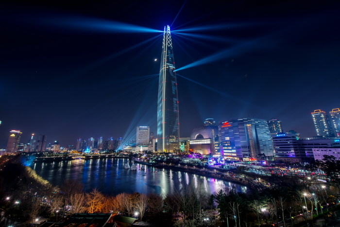 Tour du Lotte World & Mall Lotte World (...
