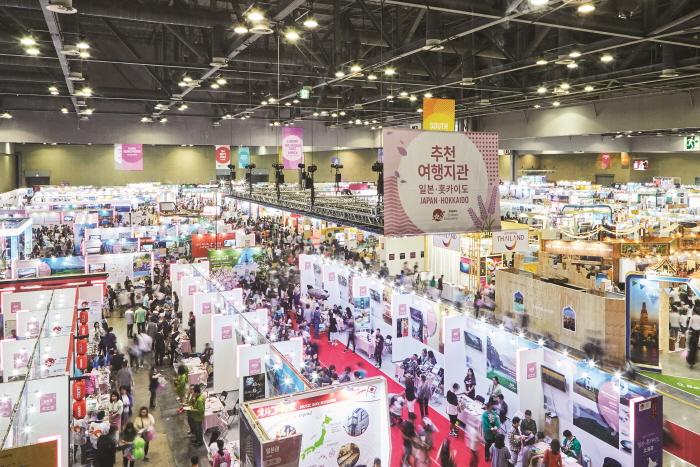 하나투어 여행박람회 (HANATOUR International Travel Show) 2018