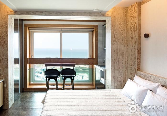 [여행자의 방] 여행에 휴식을 더하는 강원도의 방