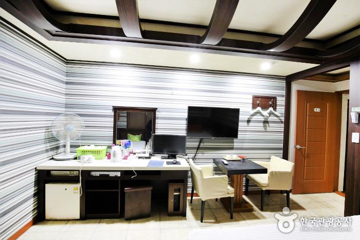 アビションモーテル[韓国観光品質認証](아비숑 모텔[한국관광품질인증/Korea Quality])