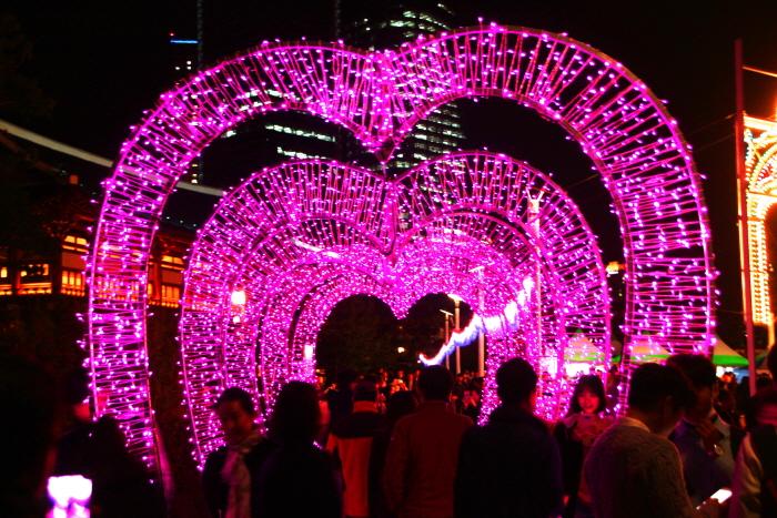 인천송도불빛축제 2018
