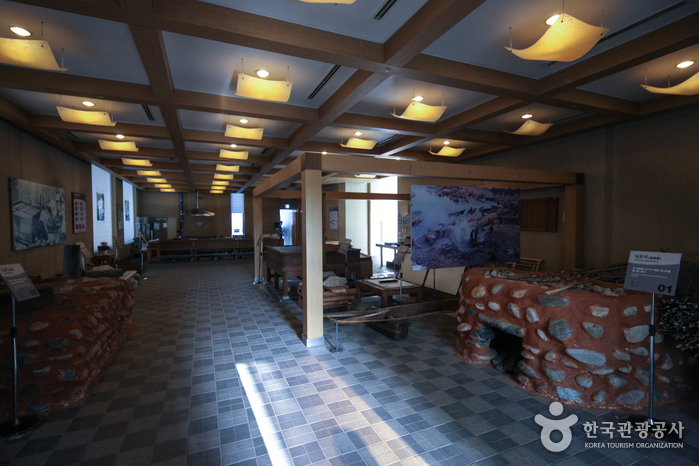 Museo del Hanji de Jeonju (전주한지박물관)