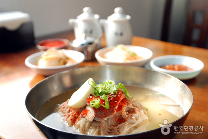 筆洞麺屋(필동면옥)