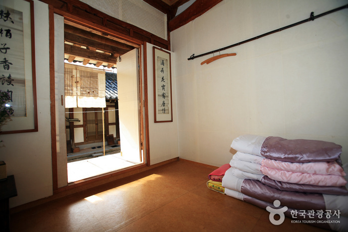 Yangsajae (양사재-전주한옥마을)