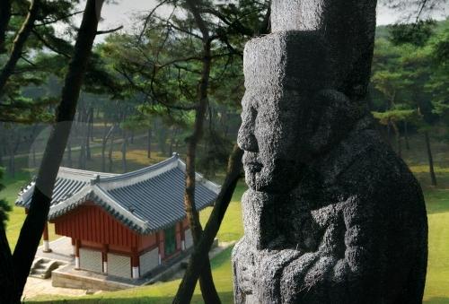 Namyangju Sareung [UNESCO World Heritage] (남양주 사릉 [유네스코 세계문화유산])