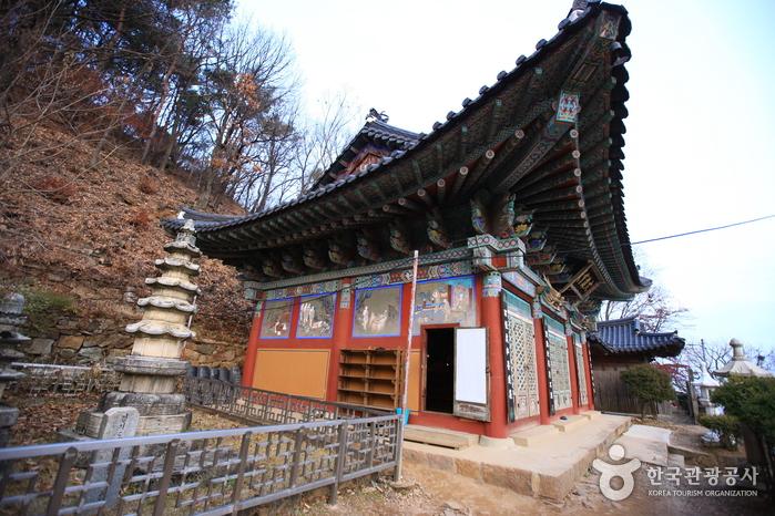 水鐘寺(수종사)