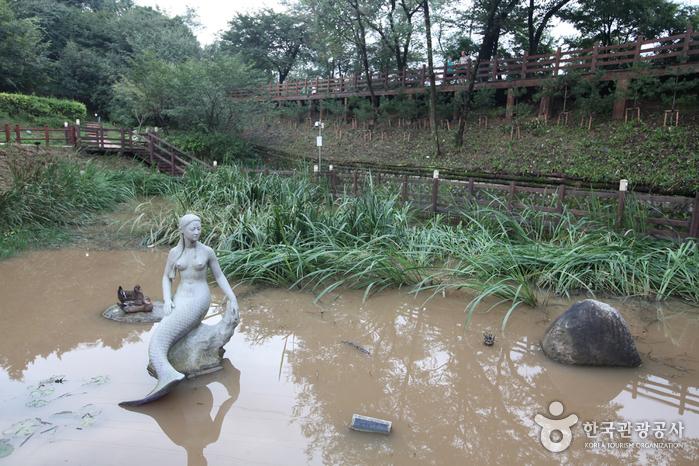 Экологический парк в горах Ачхасан (아차산생태공원)11