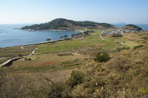 Cheongsando Island (전남 완도 청산 [슬로시티])