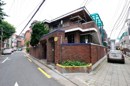 Oasis Guesthouse (오아...
