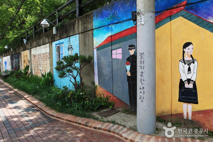 Kim Kwangseok-gil Street (김광석 길 (김광석다시그리기길))