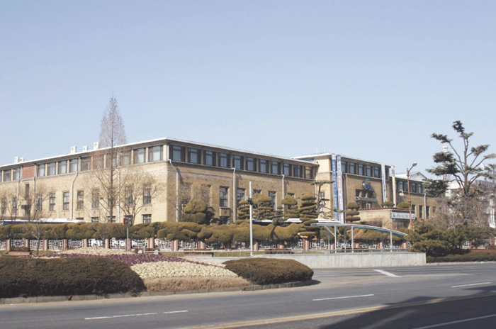 대전근현대사전시관(옛 충남도청사 본관)