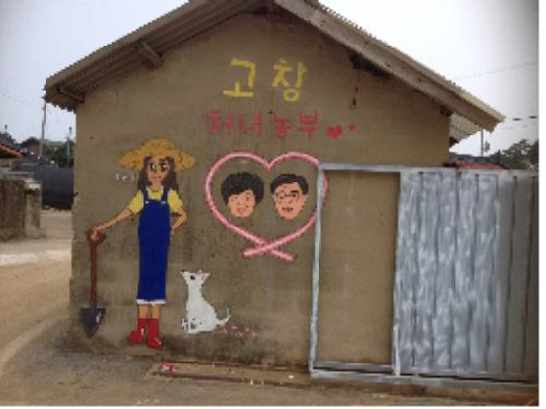 고창처녀농부 민박