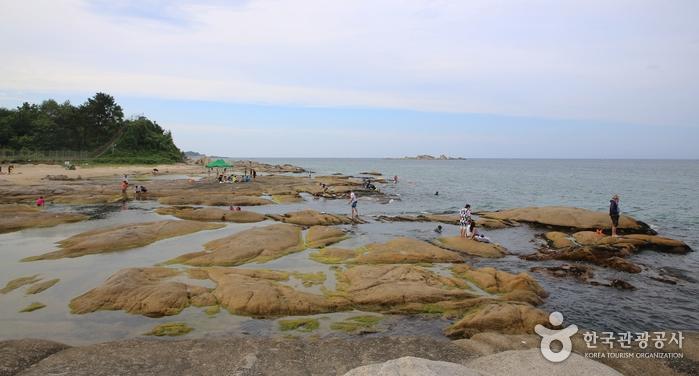 아야진해변