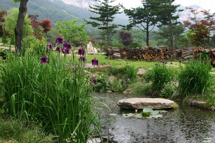 산들소리수목원 사진1