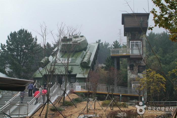 Исторический парк - лагерь для военнопленных Кочже9