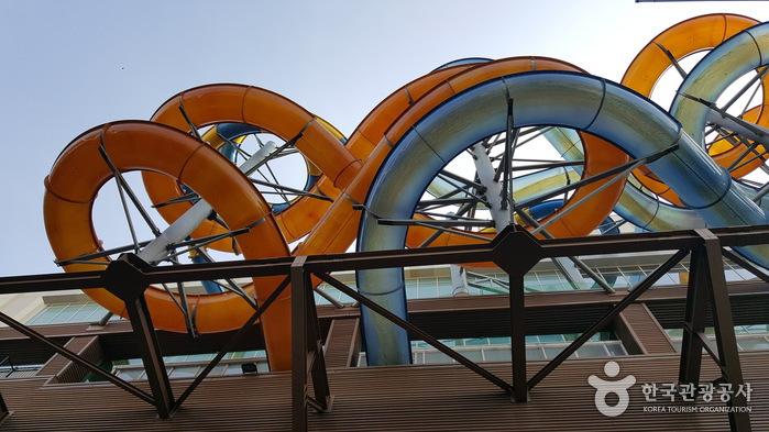 Parque Acuático Onemount (원마운트 워터파크)