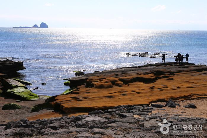 산방산‧용머리해안 지질트레일