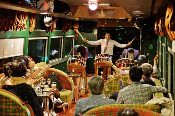 Rail Cruise Haerang (레일크루즈 해랑열차)