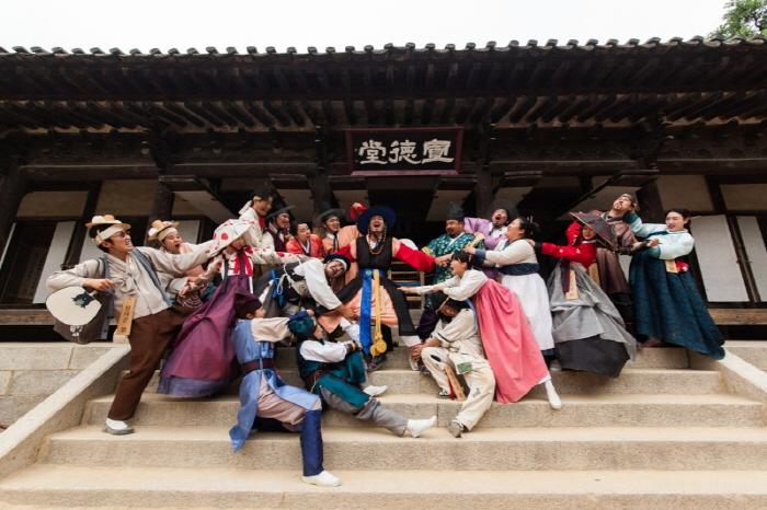 Festival de la culture de Joseon 'Welcome to Joseon' (한국민속촌 조선문화축제 웰컴투조선 2016)