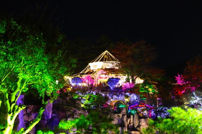 허브아일랜드 불빛동화축제 2018  사진12